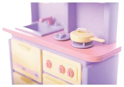 Кухня Огонек Маленькая принцесса, сиреневая