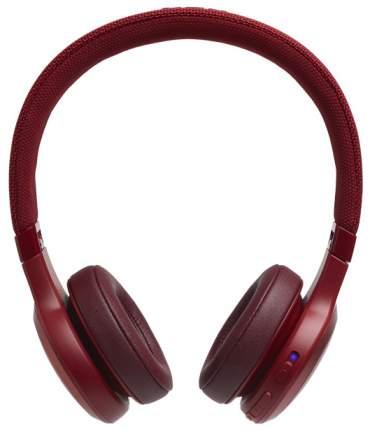 Беспроводные наушники JBL Live 400BT Red