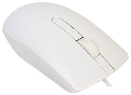 Проводная мышка Dell 570-AAIP White