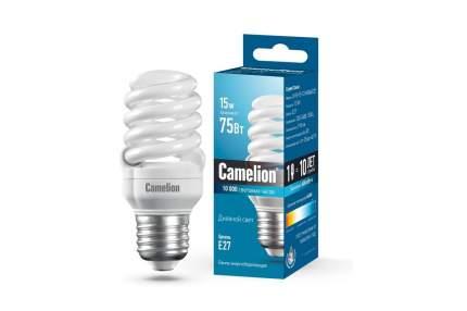 Лампа энергосберегающая Camelion  Sp E27 15W 6400 98X40(T2) Lh15-Fs-T2-M/864/E27