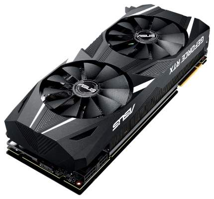 Видеокарта ASUS Dual GeForce RTX 2070 (DUAL-RTX2070-8G)
