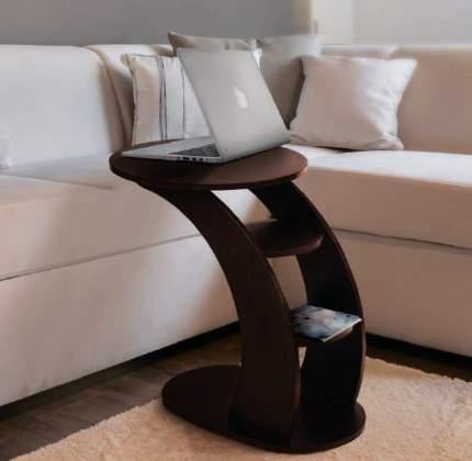 """Подкатной столик Мебель Импэкс """"Стелс"""", орех"""