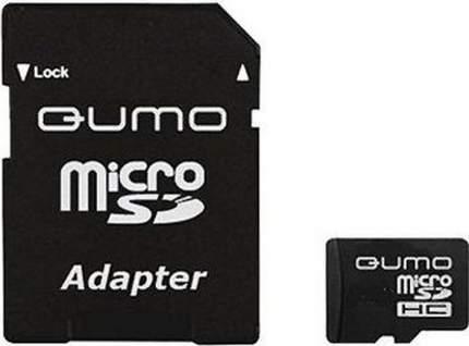 Карта памяти QUMO Micro SDHC 8GB