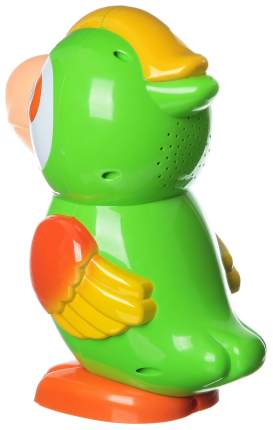 PLAY SMART Умный попугай Play Smart, 6 функций, свет, звук Б60656