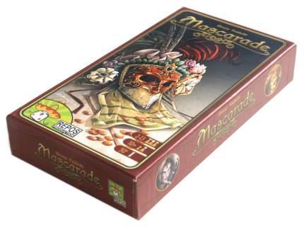 Настольная игра Маскарад (Mascarade, мультиязычная версия)