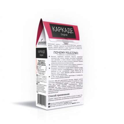 Напиток Polezzno каркаде 20 фильтр-пакетов 30 г