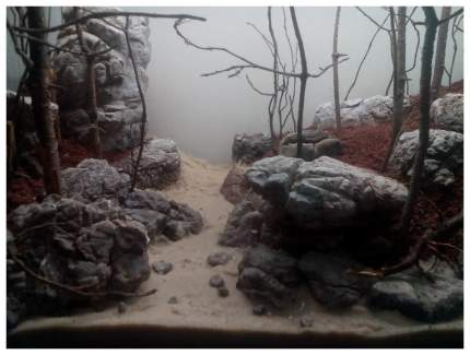 Декоративный камень в аквариум UDeco Elephant Stone MIX SET 30