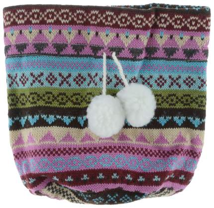 Winter Wings Мешок для подарков ЖАККАРД ТЕМНЫЙ, 17*20 см, полиэстр, 1 шт.