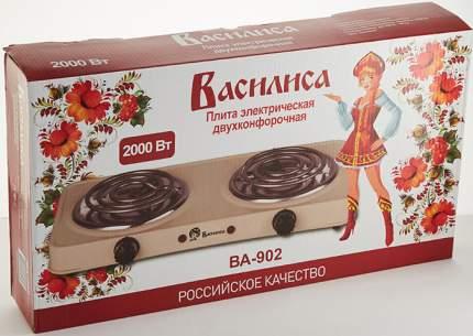 Настольная электрическая плитка Василиса BA-902 Beige