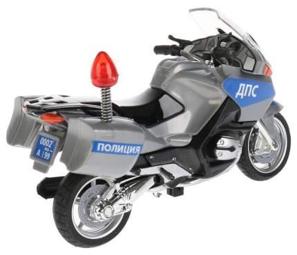 Мотоцикл ДПС Технопарк со световыми и звуковыми эффектами 586856-R1