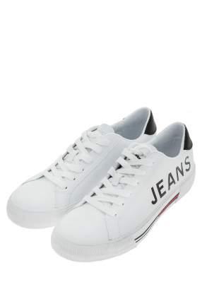 Кеды мужские Tommy Jeans EM0EM00291 белые 40 RU
