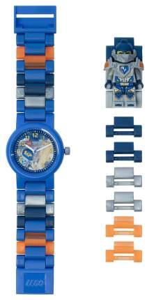 Детские наручные часы Lego Nexo Knights Clay
