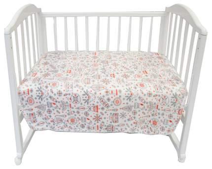 Плед Baby Nice Игрушки, 100х118 см