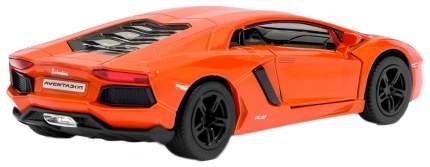 Машина инерционная Kinsmart Lamborghini Aventador LP700-4, масштаб 1:38, открываются двери