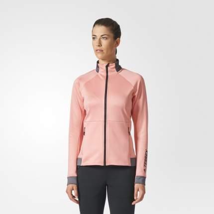 Женская толстовка Adidas Terrex Mountainglow BP9452 оранжевый 34