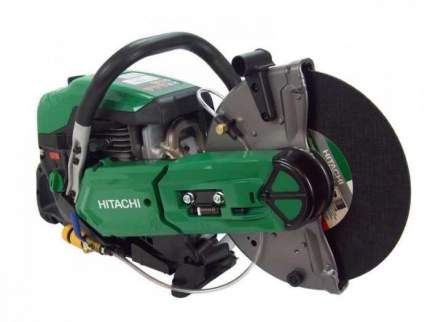 Бензорез Hitachi CM75EBP NB