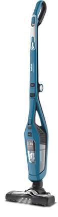Комплект Вертикальный пылесос Tefal Dual Force 2 в 1 TY6751 Blue/Black+Утюг Tefal FV5718E0