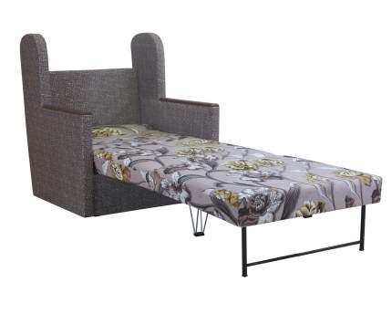 Кресло кровать Классика Д велюр цветы