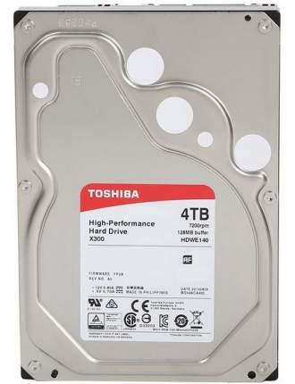 Внутренний HDD диск Toshiba HDWE140EZSTA