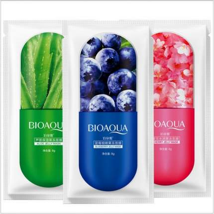 Маска для лица Bioaqua Cherry Jelly Mask 8 г