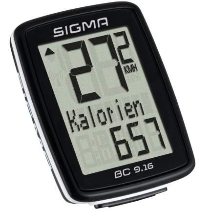 Велокомпьютер Sigma BC 9.16