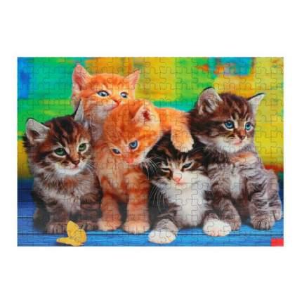 Пазл Дружные котята, 500 элементов 500ПЗ2_08372