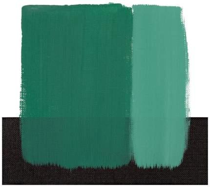 Масляная краска Maimeri Classico зеленый изумрудный 20 мл