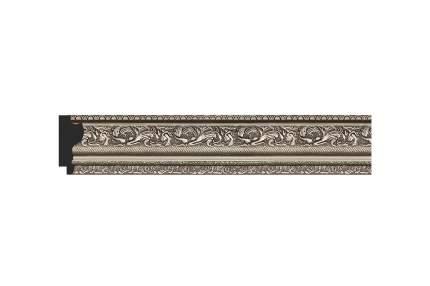 Зеркало настенное Evoform BY 3104 54х144 см, виньетка состаренное серебро