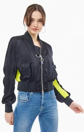 Куртка женская DIESEL черная 44