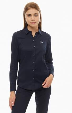 Блуза женская Tommy Hilfiger синяя 46