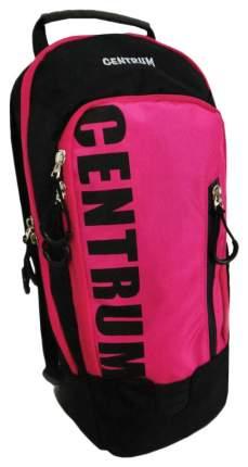 Рюкзак велосипедный Centrum 45х20х10 см розовый