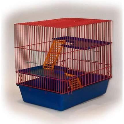 Клетка для грызунов ZooMark, в ассортименте, 38 х 24 х 36 см