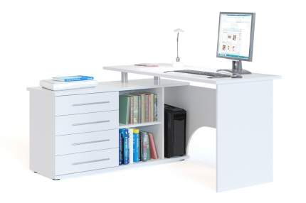 Компьютерный стол Hoff 80273822, белый