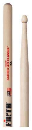 Барабанные палочки орех VIC FIRTH 7A