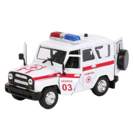 Машина скорой помощи Технопарк УАЗ Hunter