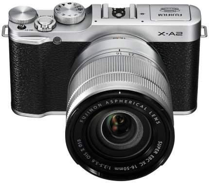 Фотоаппарат системный Fujifilm X-A2 Kit Black