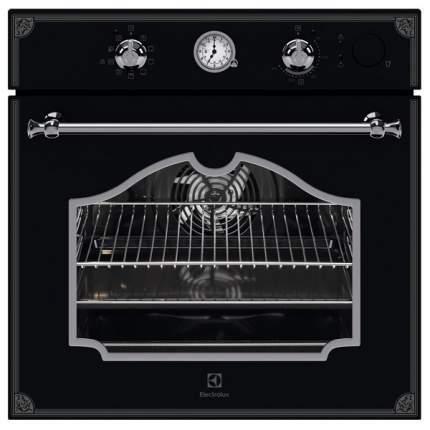 Встраиваемый электрический духовой шкаф Electrolux OPEB2650B Black
