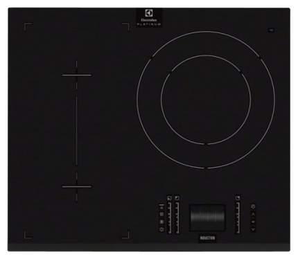 Встраиваемая варочная панель индукционная Electrolux EHO96832FG Grey