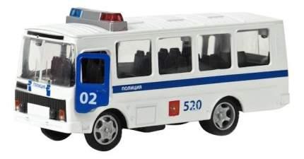 Полицейская Машинка Технопарк Паз 3205