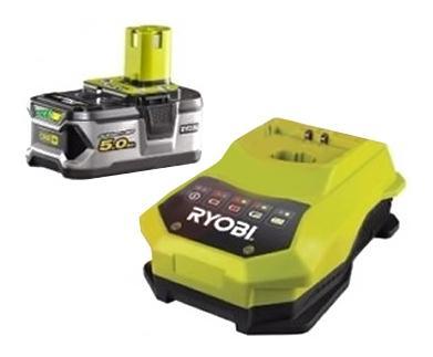 Набор аккумулятор и зарядное устройство Ryobi RBC18L50 Battery & Charger 18V EU IN2