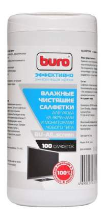 Салфетки для экрана BURO BU-ALL_SCREEN