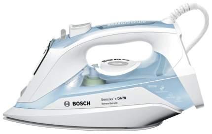 Утюг Bosch TDA7028210 White/Cyan
