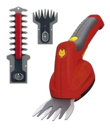 Аккумуляторные садовые ножницы WOLF-Garten Finesse Set 7269000