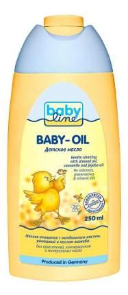 Детское масло babyline, 250 мл