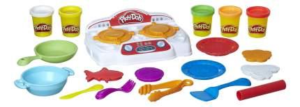 Плэй-до игровой набор кухонная плита b9014