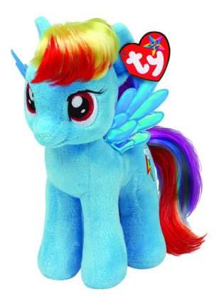 Мягкая игрушка TY My Little Pony Пони Rainbow Dash 25 см