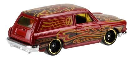 Машинка Hot Wheels CUSTOM 69 VOLKSWAGEN SQU 5785 DHX65