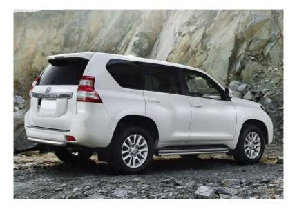 Защита порогов RIVAL для Toyota (R.5704.016)