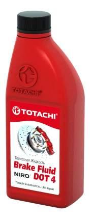Тормозная жидкость TOTACHI NIRO Brake Fluid 0.5л 4562374694842
