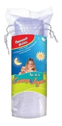 Солнце и Луна ватные диски для детей, 70 шт